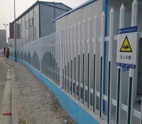 pvc护栏价格便宜这并不是产品优势所在-哈尔滨锌钢护栏