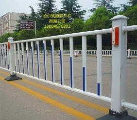 交通护栏的立柱埋设结构及损坏特点-哈尔滨锌钢护栏