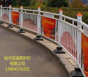 锌钢护栏在河道护栏的应用-哈尔滨锌钢护栏