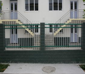 哈尔滨锌钢护栏