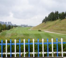 五大连池锌钢草坪护栏-锌钢护栏