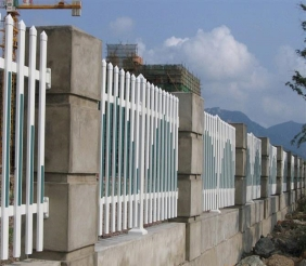 五大连池锌钢护栏
